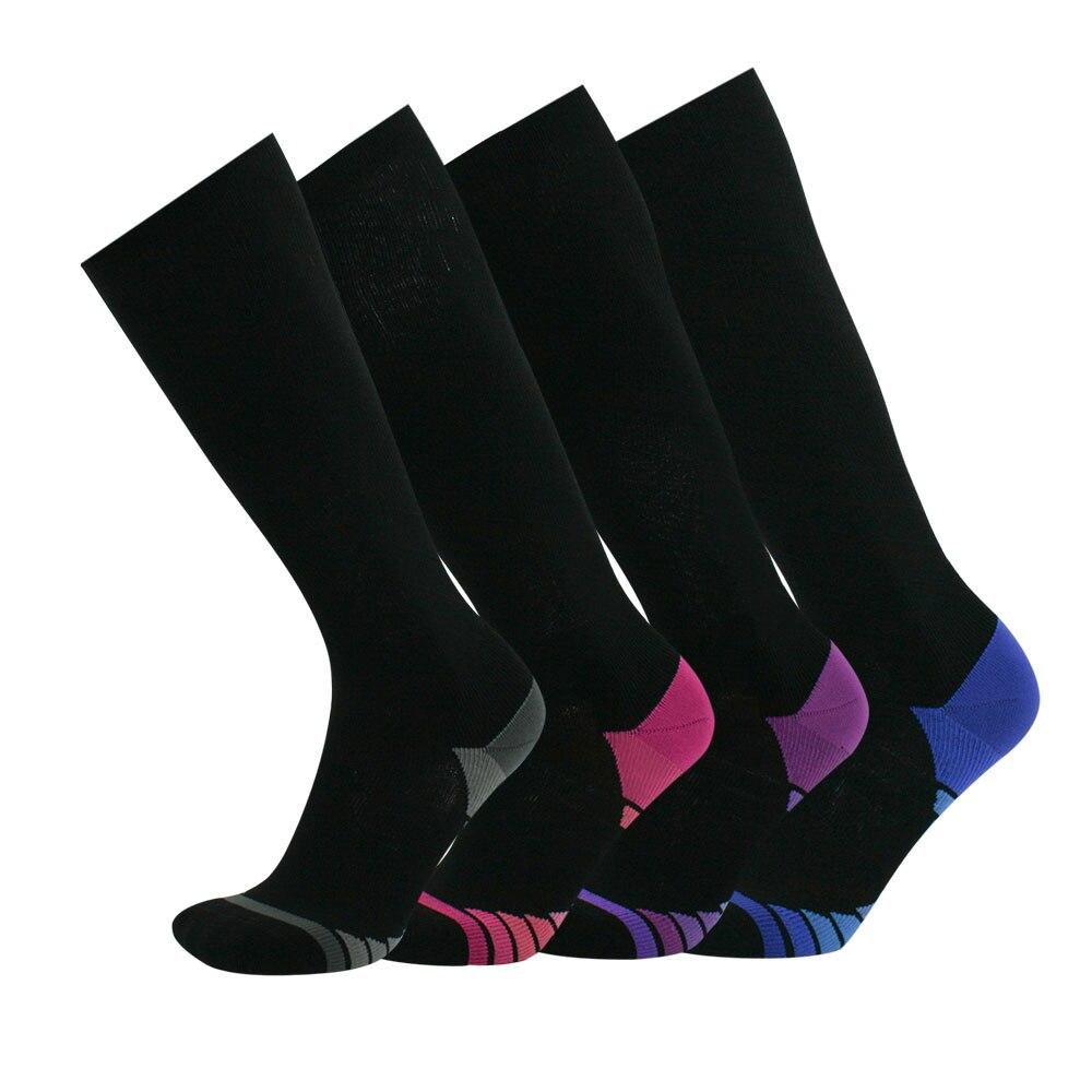 i-select Chaussettes de compression pour le sport et la circulation sanguine