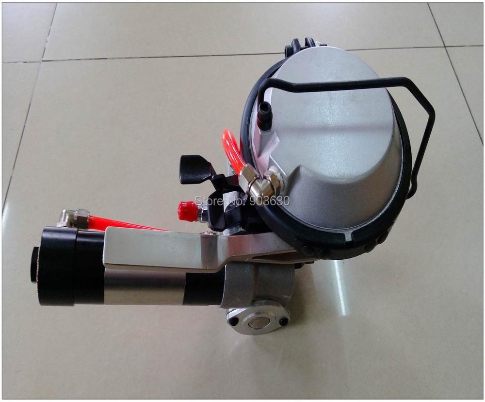 Garantía 100% nuevo KZ-19 Combinación neumática de fleje de metal - Herramientas eléctricas - foto 6