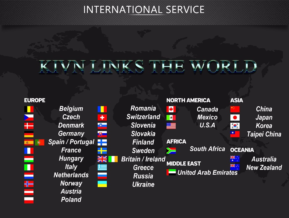 4-2KIVN Company-internation service