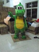 Yoshi ejderha maskot kostüm cadılar bayramı kostüm parti kostüm dinozorlar fantezi elbise noel çocuk hediye sürpriz