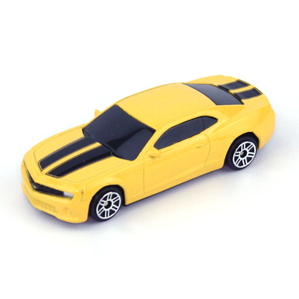 Bburago 59122 Chevrolet Camaro z//28 rojo escala 1:64 coche modelo nuevo °