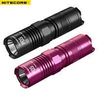 Tactical & self defense Flashlight NITECORE P05 / P05 pink CREE XM L2 U2 LED max. 420LM beam throw 150 meters small size TORCH