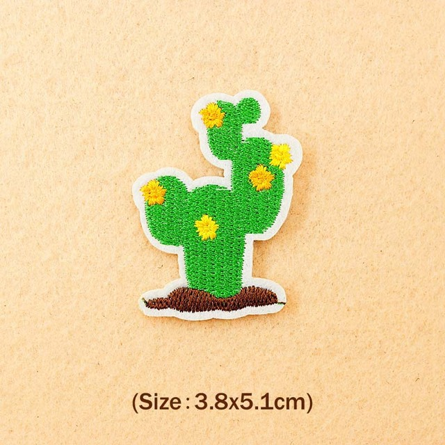 Cactus Patch for clothing