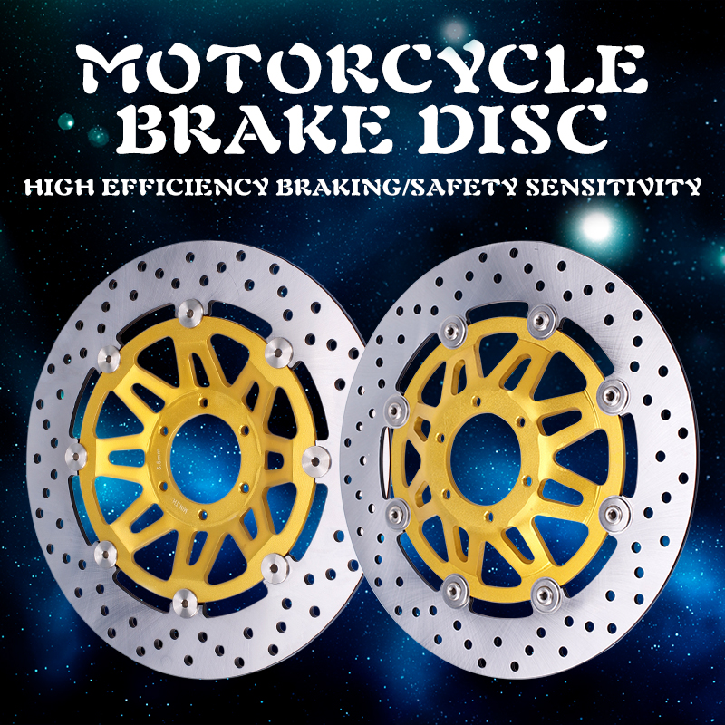 Front Brake Disc Plate Brake Disks For Honda CBR250RR MC22 CBR250 CBR22 NSR250 P3 Motorcycle motorcycle brake parts brake pads for honda nv400 nv 400 cj ck steed 1992 1993 front motor brake disks fa124