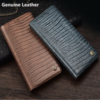 2pcs New Luxury Original Genuine Leather For Xiaomi Mi 6 Mi6 Case Phone Case Cover For