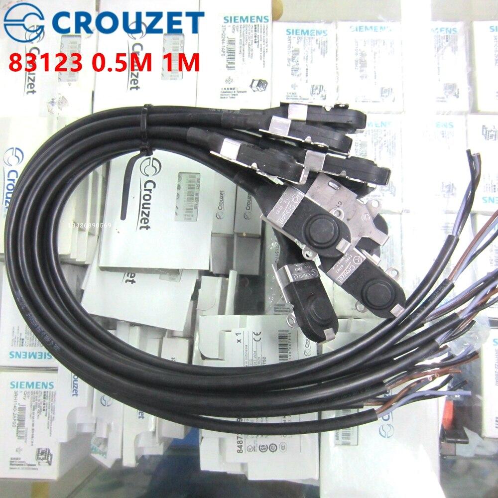 Micro-interrupteur Crouzet dorigine 83123 83123015 1 m 83123018 0.5 m avec filMicro-interrupteur Crouzet dorigine 83123 83123015 1 m 83123018 0.5 m avec fil
