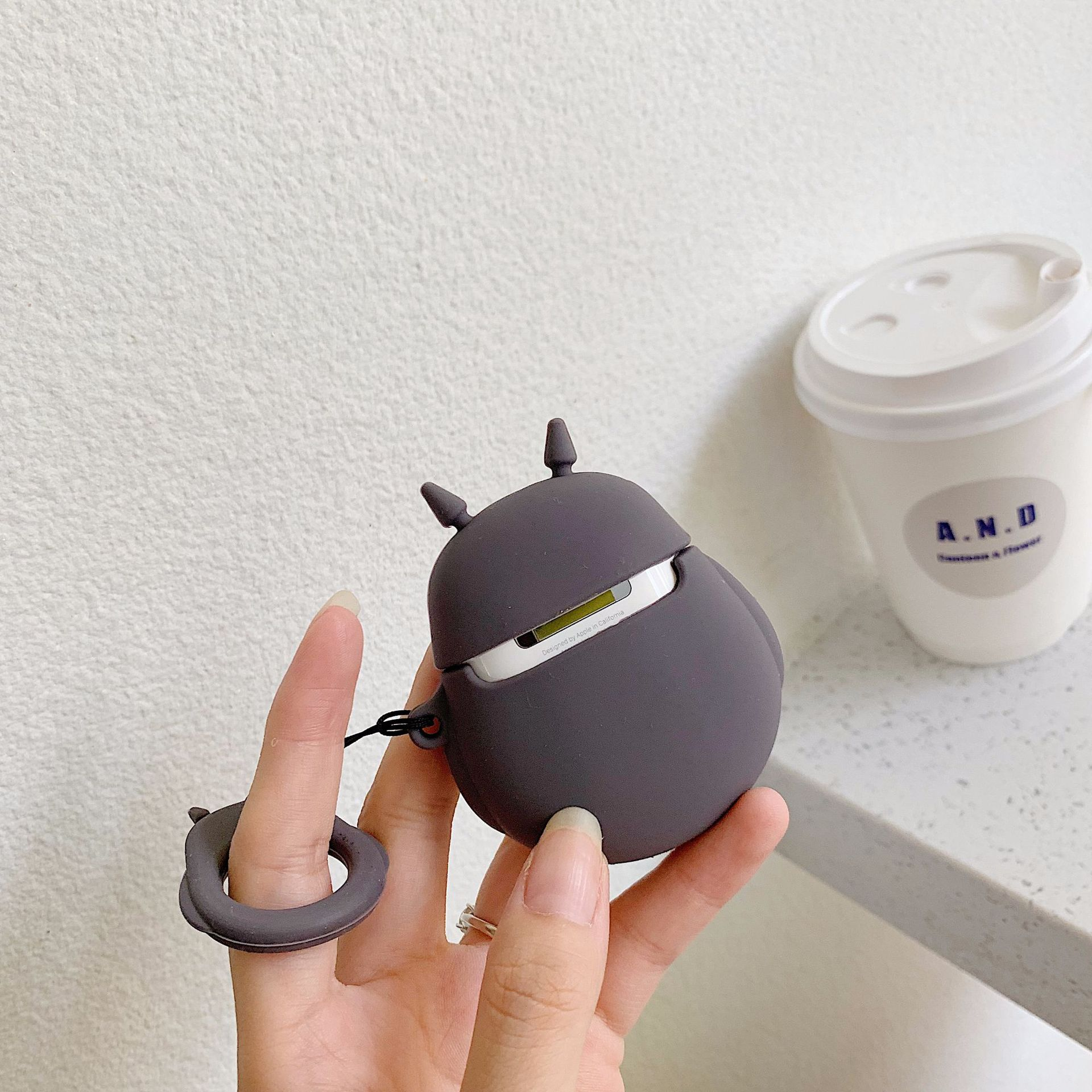 Case for Airpods Studio Ghibli Silicone