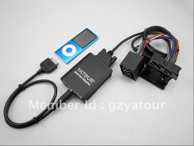 car digital adapter for ipod