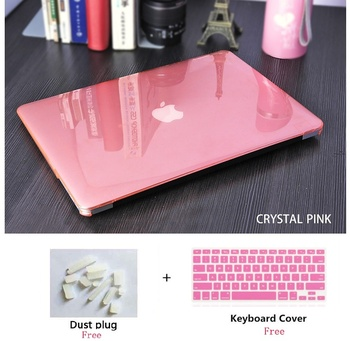 Crystal Hard Shell Case for MacBook 1