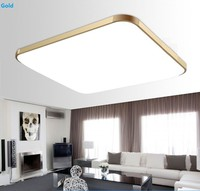 5W Ultra thin acrylic modern led ceiling lights for living room bedroom lamparas de techo colgante led ceiling lamp fixture