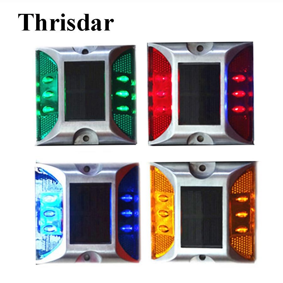 Factory Shop Solar Lights: Aliexpress.com : Buy Thrisdar 3PCS Led Floor Deck Light