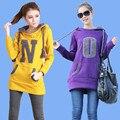 Winter Women Sweatshirt Fashion Women Long Sleeve Hooded Jacket Warm Casual Hoodies Sweatshirt Plus Size 5 Colors Tops C1652