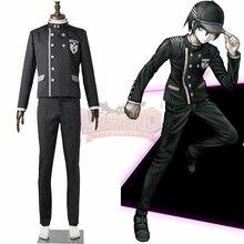 Coaplylegend Danganronpa V3: Killing Harmony Saihara shuichi super detective Cosplay adult costume 2017 full set custom made