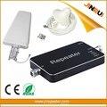 Nova 4G Repetidor 2600 LTE 4G Antena Booster 65dB celular reforço de sinal de Mini Tamanho 4G Celular Impulsionador Kits Completos Livre grátis