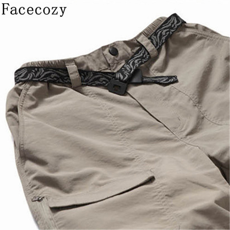 Facecozy Men Summer Quick Dry шалбар УК Қорғаныс - Спорттық киім мен керек-жарақтар - фото 6