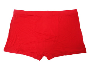 Image 5 - Fasion High Quality Bamboo Underwear Men XL XXL XXXL XXXXL 5XL 6XL 7XL Size Men Boxer Underwear Plus Size Flat Feet Panties