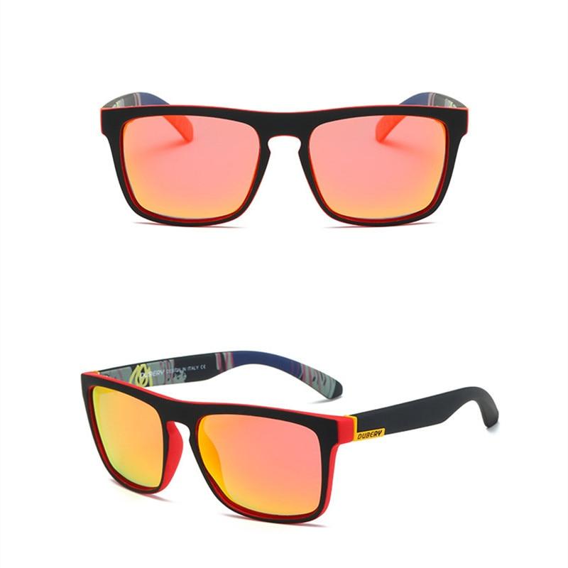 DUBERY Polarisierte Sonnenbrille männer Driving Shades Männlichen ... eda393bbfc