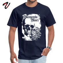 Casual Memento Mori Student Top T-shirts Hip Hop Lovers Day Odin Sleeve O Neck Dark Souls Tops & Tees cosie Tee-Shirt