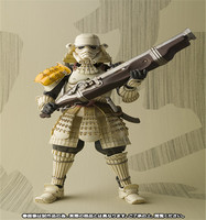 Star Wars Action Figures Imperial Stormtrooper Bushido 18cm Realization Anime Star Wars Figures Toys