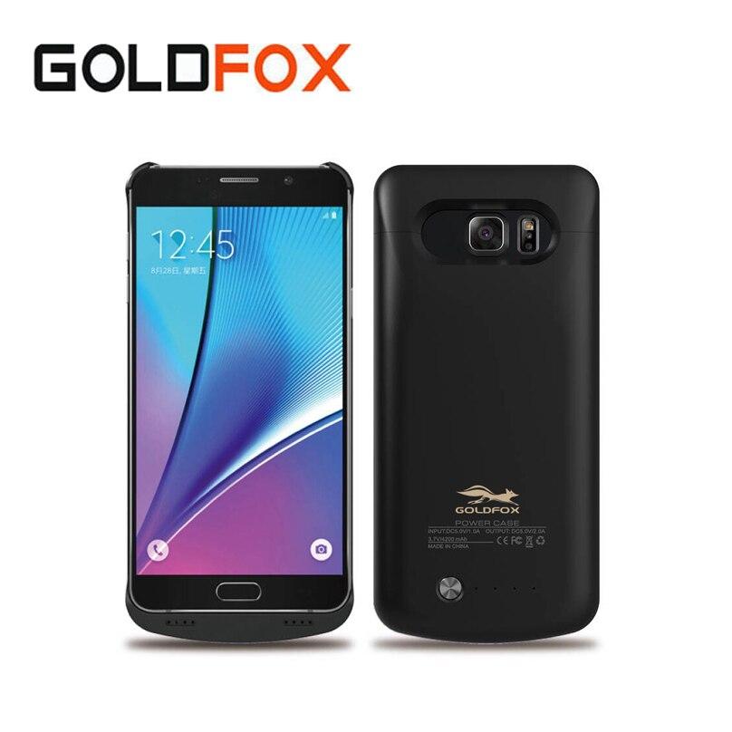 Note5 N9200 Téléphone Étendre Batteria 4200 mah Batterie De Charge Power Bank Cas pour Samsung Galaxy Note 5 note5 N9200 Batterie chargeur