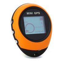 TOYL Mini Handheld GPS Navigation For Outdoor Sport Travel