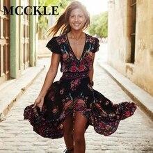 Женское платье Mcckle 2017 v boho