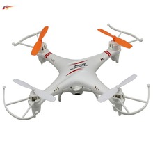 RC Quadcopter 4CH 2.4G 6D-Gyro 360 Degree Eversion Mini Aircraft Model Built-in 0.3MP Camera