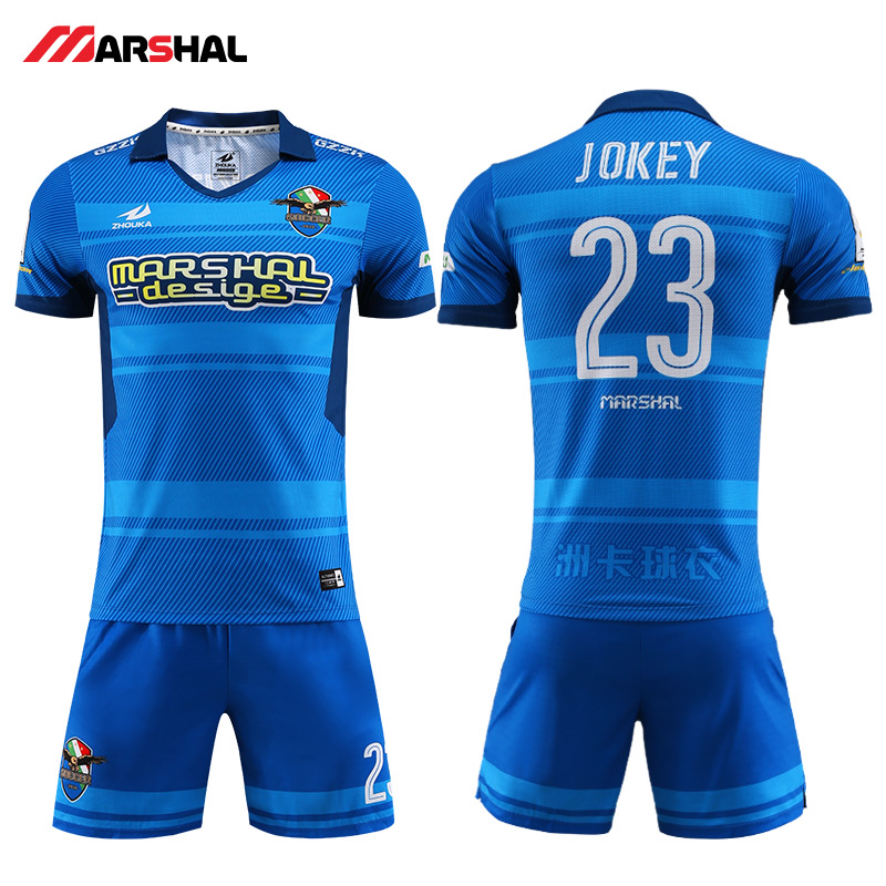 8ea126afdb15 personalized shirt maker football sublimated youth soccer jerseys kit creator  team uniform -in Soccer Sets from Sports   Entertainment on Aliexpress.com  ...