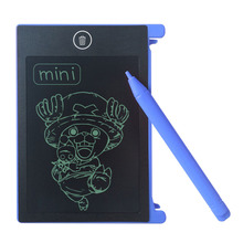 4.4 Inch Digital LCD Writing Tablet EWriter Kids Graffiti Handwriting Notepad Board Writing Supplies Notebook