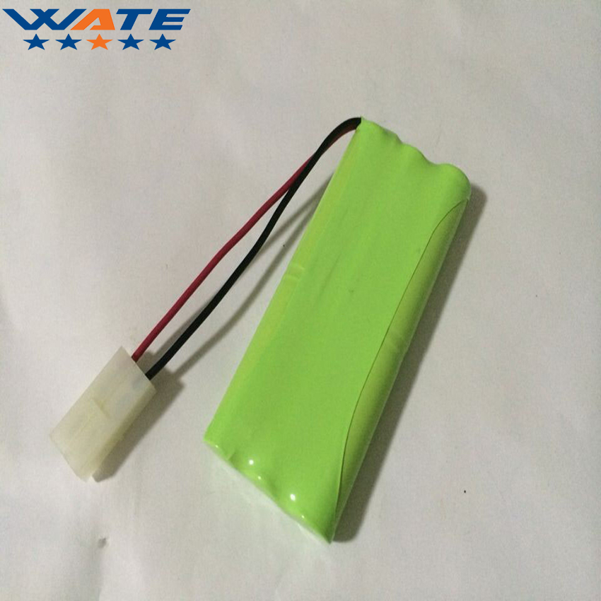 7.2V 1800mAh NI-MH battery Rechargeable battery combination AA