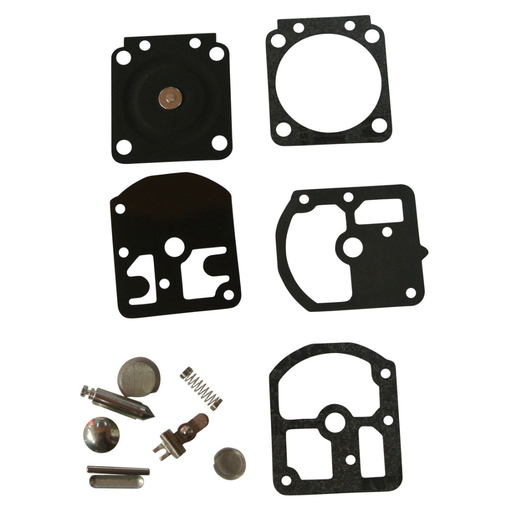 Carburetor Repair Kit For Zama C1S-K1 C1S-K1A C1S-K1B C1S-K1C Carb RB-6 RB6