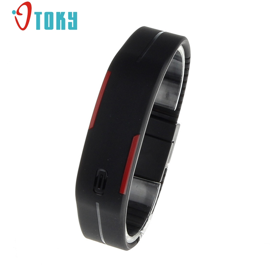 New Arrive Wrist watch Fashion Electronic LED Digital Wristwatches Unisex Sports Watches ...