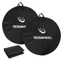 Дорожная сумка для велосипеда, велосипедная сумка для горного велосипеда MTB, одноколесная Сумка-переноска, посылка для переноски велосипедного колеса 69 см/27,2 дюйма