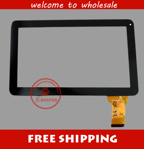 Original touch screen 10.1 for PoLaRoiD MID1028 PNE02.133 Tablet panel Digitizer Glass Sensor replacement Free Shipping free shipping 10 1inch zhc 310a touch screen digitizer glass replacement for mid