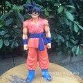 20 см Супер Саян Dragon Ball Z Гоку Фигурку ПВХ Коллекция цифры игрушки для рождественский подарок brinquedos