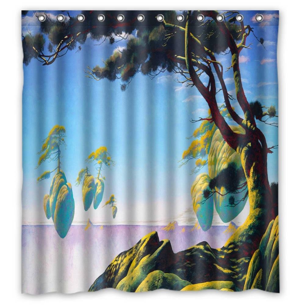 Vixm Shower Curtains michael jordan Polyester Fabric Bathroom Curtain 66x72 Inch