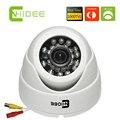 CNHIDEE CMOS 1000TVL CCTV Câmera de Segurança Dome IR Night Vision interior 20 PCS LEVOU Filtro de CORTE IR Distância 20 M Camaras De Seguridad