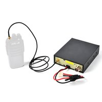 UHF 400 470 мГц двухстороннее радио Мощность усилитель 30 Вт RF любительского радио усилитель для Icom/Kenwood/Baofeng/TYT Walkie Talkie TC AP01U