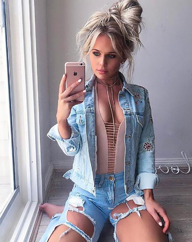 Santune 2017 Summer New Arrive Lady Bandage Bodysuit Jumpsuit Monokini Women Sexy Hollow Out Beach Wear Playsuit Bodysuits Women
