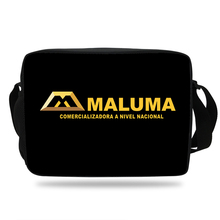 Bad Bunny Maluma Ozuna POP Hip Hop Rapper printing children school bags kids messenger crossbody pouches for Teenage Boys&Girls maluma roma