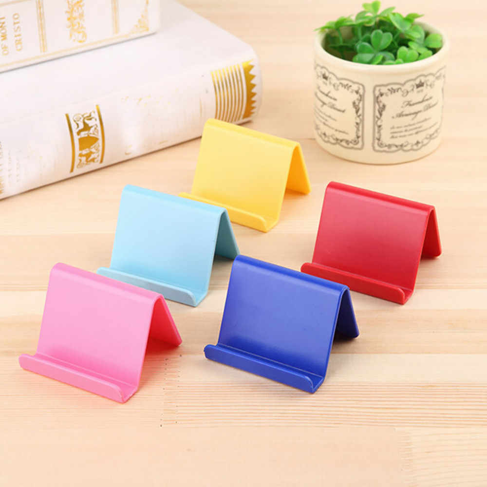 Korean Style Candy Mini Mobile Phone Holder Creative Cute Candy Mini Portable Phones Fixed Holder Simple Debris Storage Rack
