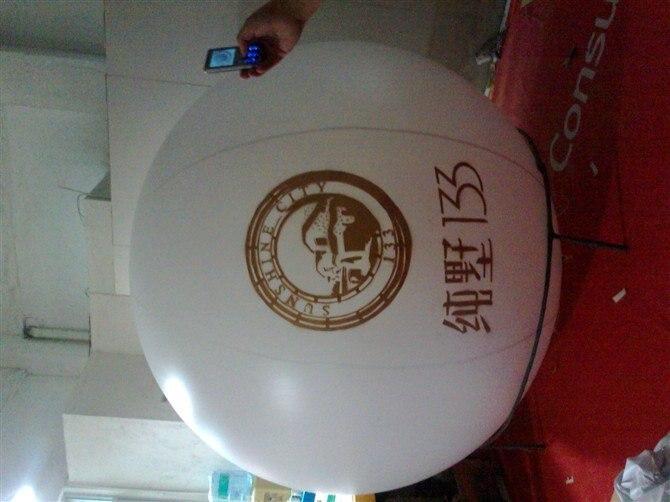 pretty inflatable balloon 6 5ft diameter inflatable beach ball helium balloon for advertisement