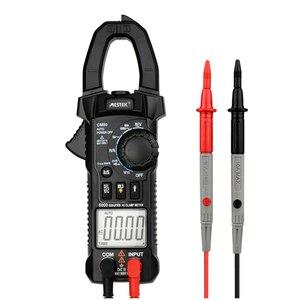 Цифровой клещи мультиметр токовые клещи AC/DC тестер сопротивления напряжения измерительные инструменты диагностический инструмент CM80