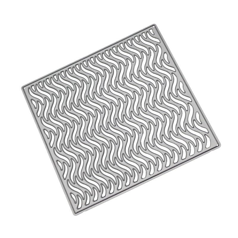 Irregular Metal Cutting Dies Stencil DIY Scrapbooking Album Stamp Paper Crafts