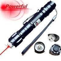 JSHFEI lápiz Láser rojo LAZER Quema cargador de Batería PUNTERO LÁSER VERDE de Haz de Luz AL POR MAYOR