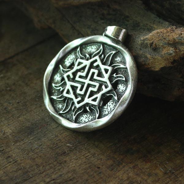 Lanseis 1pcs Valkyrie Pendant Jewelry Pagan Amulet Slavic ...