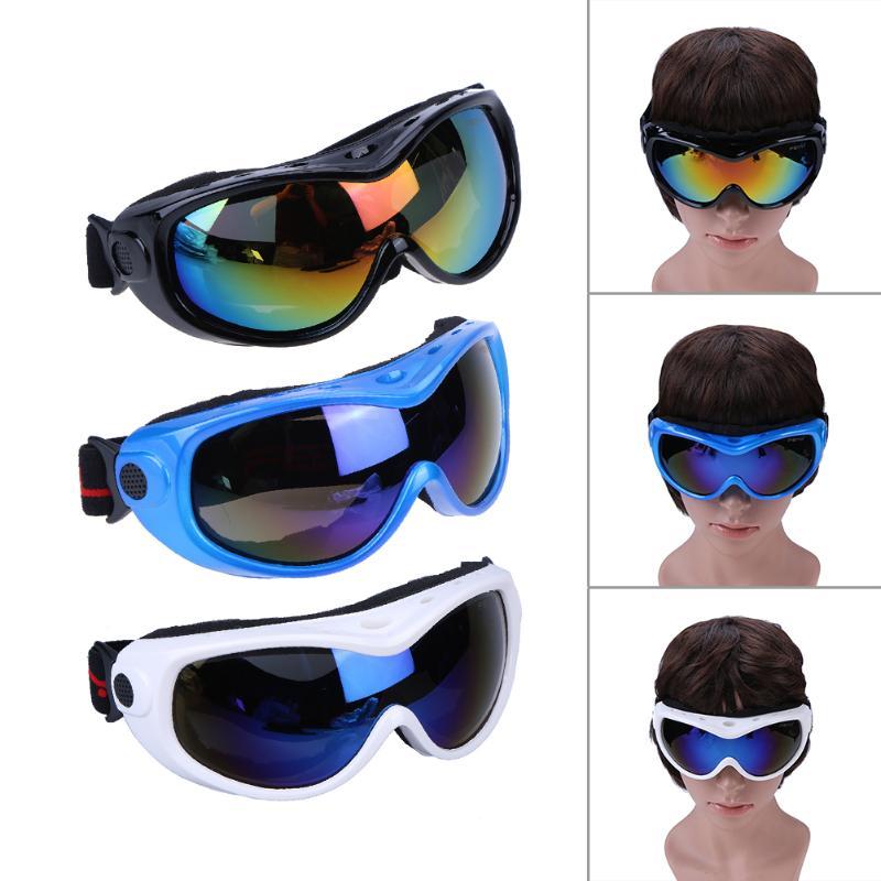 f6c518939b6d High Quality Sand proof Outdoor Sport Mountain Climbing Single Layer Ski  Goggles Eye Protection Children Teenager Skiing Eyewear-in Skiing Eyewear  from ...