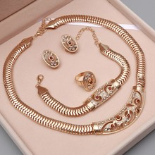 Luxuty Wedding Jewelry Set for Women