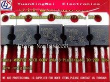 10pcs STP26NM60N STP26NM60 26NM60N Manu: ST แพคเกจ: TO 220 600V 20A N channel Power MOSFET