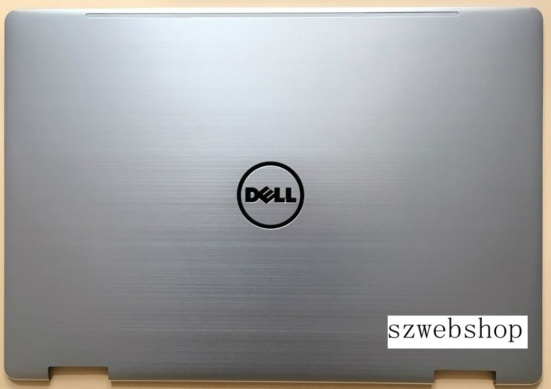 New for DELL Inspiron 15MF 7569 laptop lcd top cover back case A shell lid silver 0GCPWV touchscreen алексей щербаков сталин против троцкого